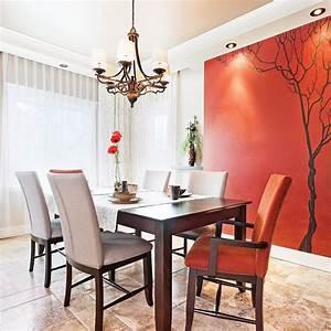 peinture salle a manger tendance avec deco peinture salon With couleur mur salle a manger