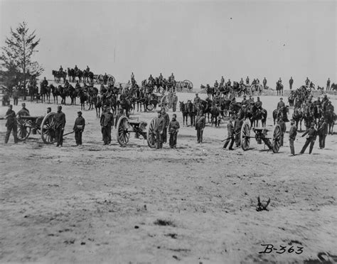 Civil War Photos Artillery