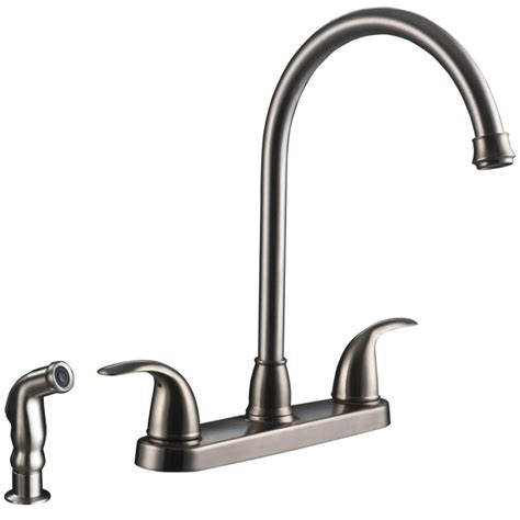 best kitchen sinks and faucets best touch sensor kitchen faucet wow 7725