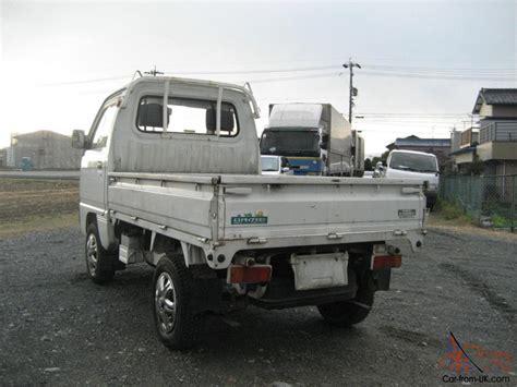 hunting truck dump bed suzuki carry 4x4 japanese mini truck off road