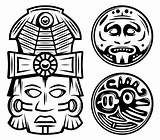 Totem Pole Coloring Templates Printable Animal Printablee Poles sketch template