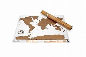 Carte Du Monde à Gratter Maison Du Monde : scratch map carte du monde gratter ~ Teatrodelosmanantiales.com Idées de Décoration