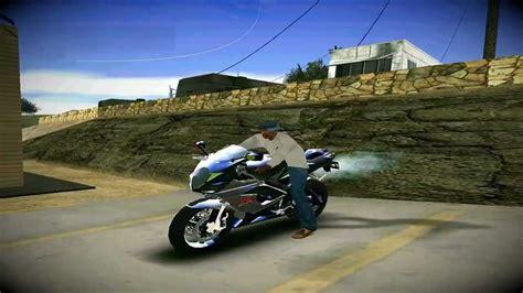 2005 Suzuki Gsxr 1000(gta San Andreas Bike Mod)(hd)