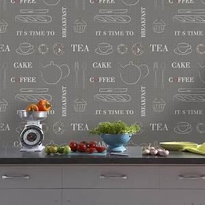 Papiers Peints Cuisine : papier peint cuisine 20 exemples d co pour l 39 adopter ~ Melissatoandfro.com Idées de Décoration