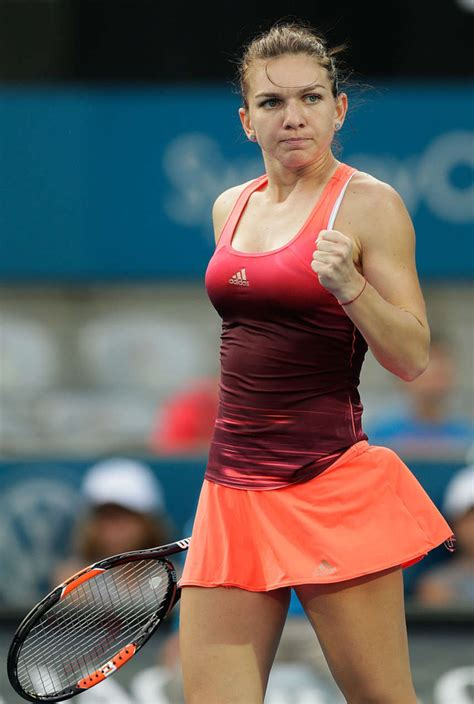 Simona Halep - One of the best WTA Tennis Woman