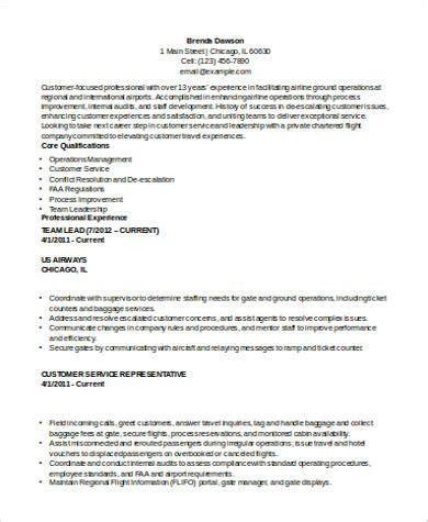 sample hospitality resume  examples  word