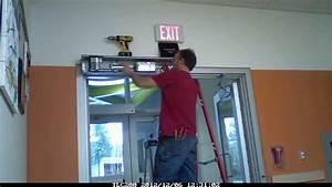 Install Handicap Opener