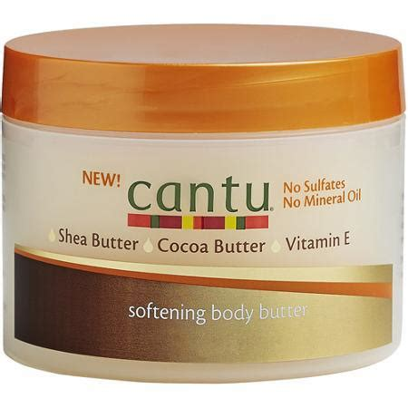 Cantu Shea Butter Softening Body Butter 7 25 oz UrbanMakes