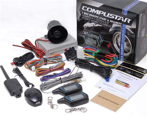 Compustar Cs7502-as 2-way Remote Car Starter & Alarm
