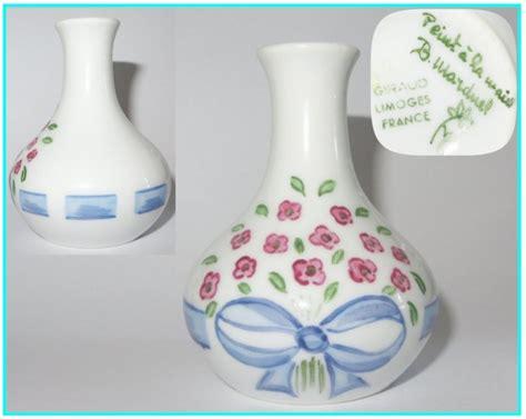 vase miniature maison poupee d 233 cor peint 224 la giraud