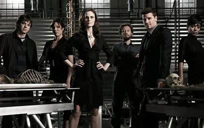 Bones Tv Series Wallpapers Season Friends Castle