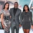 Idris Elba, Isan Elba, Sabrina Dhowre Elba - Isan Elba ...