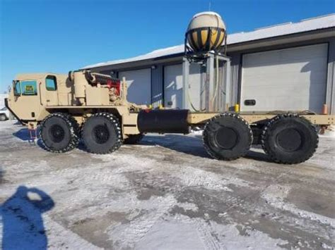 Oshkosh HEMTT 8x8 Truck for Sale, Rochester MN