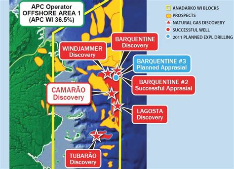 Anadarko Sells Stake in Mozambique Gas Field for USD 2.6 ...