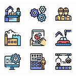 Production Mass Icons Icon Svg Base Vector