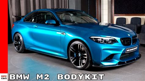 bmw m2 with 3d design bodykit youtube