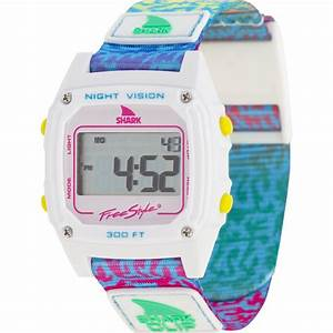 Freestyle Watches Shark Classic Clip Coral Rainbow Unisex