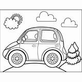 Electric Coloring Trucks Cars Pages Printable Freeprintablecoloringpages sketch template