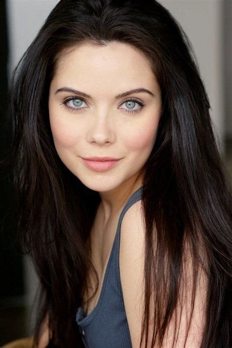 Actresses With Black Hair by May Sedgwick Inspiration Grace Phipps