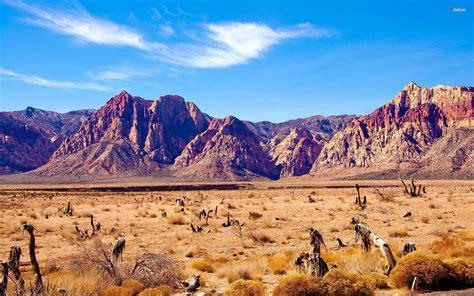 desert mountains nevada wallpaper