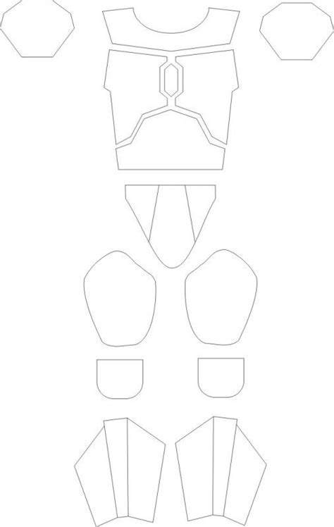 free armor templates armor templates wars diy armors armour and costumes