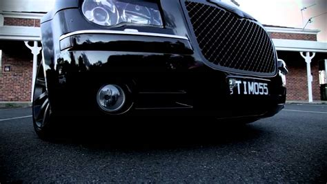 Chrysler 300 Murdered Out by Murdered Out 300c Not Bagged