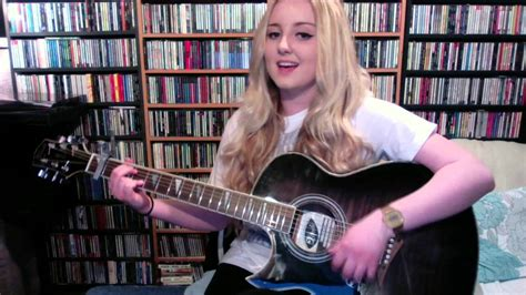Me Singing 'across The Universe' By The Beatles (cover By