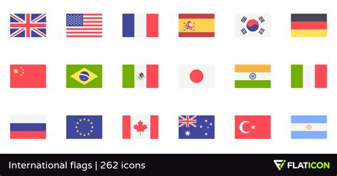 Image Of Flag International Flags 260 Free Icons Svg Eps Psd Png Files