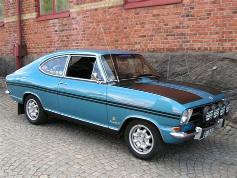 Opel Car by Opel Kadett Rallye Coupe Opel Cars