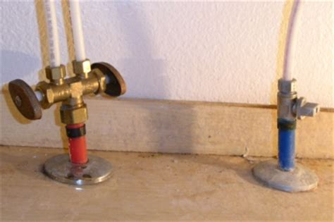 water valves kitchen sink how to remove a kitchen sink in 5 steps 8919