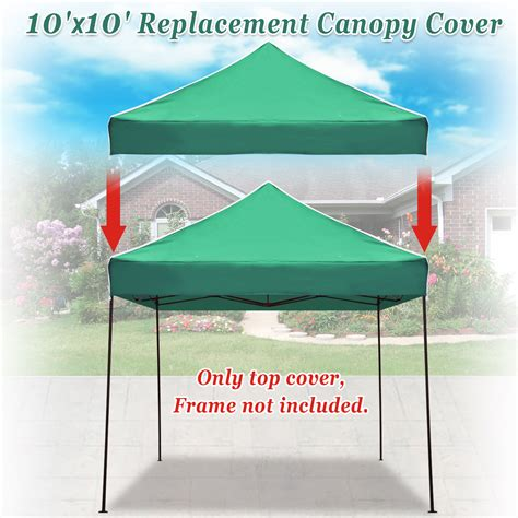 strong camel ez pop  instant canopy  replacement top gazebo ez canopy cover patio
