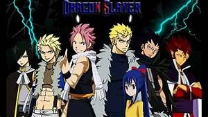 Fairy Tail Wallpaper 7 Dragon Slayer | www.pixshark.com ...