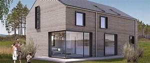 Haus Aus Holz : architektenhaus aus holz das eigene haus ~ Buech-reservation.com Haus und Dekorationen