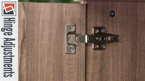 adjust cabinet door hinges national business furniture youtube