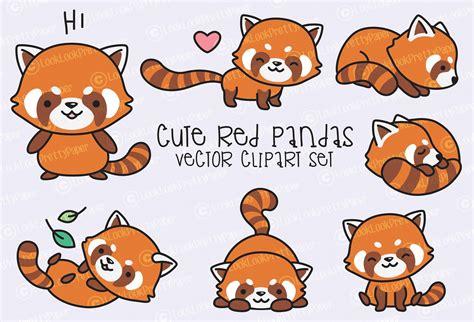 red panda clipart  clip art images