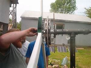 Homemade Wind Generator Made With A Gm 1