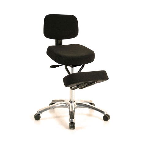 kneeling chair with back the back shop