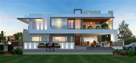 modern house designs  punjab