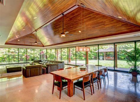 Indooroutdoor Living  Hawaiistyle Contemporary