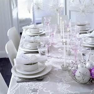 Idee Deco De Table Noel : idee de decoration de table de noel ~ Zukunftsfamilie.com Idées de Décoration