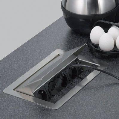 bloc prise cuisine escamotable bloc prise escamotable rangements et accessoires pour cuisine bloc cuisines et