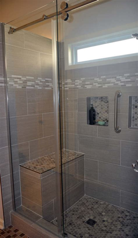 mosaic tile bathroom mount airy kitchen  bath