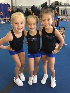 The Perfect Cheer Practice Wear for Kids