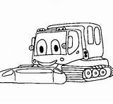 Digger Coloring Pelle Mecanique Coloriage Printable Dessin Shovel Mechanical Happy Excavator Sheets Coloringcrew Imprimer Colorier sketch template