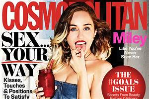 Miley Cyrus Interview for 'Cosmopolitan': Parents' Love ...