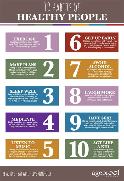 25+ Best Ideas About Healthy Habits On Pinterest  Good Habits, Healthy Lifestyle Habits And