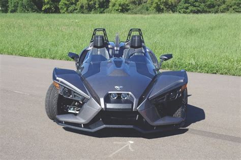 Part Car, Part Motorcycle, Polaris Slingshot Is The