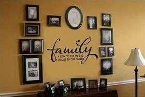 family link to past bridge to future vinyl wall decal With vinyl lettering wall decals