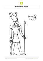 ausmalbilder aegypten kostenlose ausmalbilder