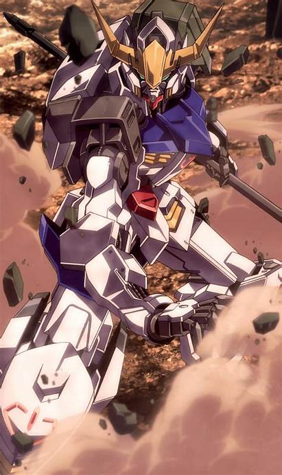 Gundam Barbatos Mobile Orphans Iron Blooded Suit